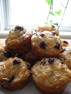 Black Olive and Feta Cheese Dinner Muffins | Lisa's Kitchen | Vegetarian Recipes | Cooking Hints | Food & Nutrition Articles