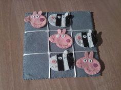Tres en Raya Peppa Pig