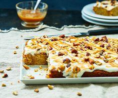 Pumpkin-Poke-Cake | Betty Bossi
