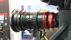 The Optimo 56-152 anamorphic zoom lens