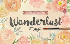 wonderlust-font