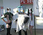 [Self] Shimoneta Cosplay starring Canti from FLCL !