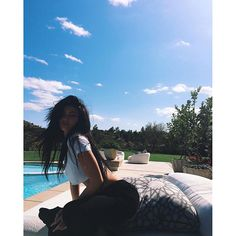 Image about kylie jenner in { kyliejenner } by babxqueen Kylie Jenner Instagram, K Jenner, Kendall E Kylie Jenner, Trajes Kylie Jenner, Looks Kylie Jenner, Kylie Jenner Outfits, Kylie Jenner Style, Kardashian Jenner, Kylie Jenna
