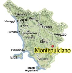 Visit Montepulciano:Guide of Montepulciano in Valdorcia, Tuscany
