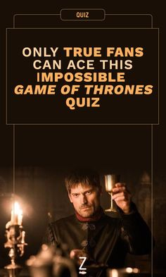 Only True Fans Can Ace This Impossible 'Game of Thrones' Quiz