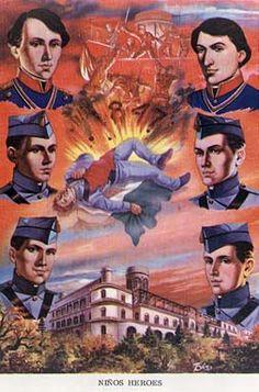Los héroes mexicanos