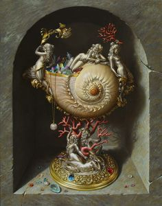 Cups nautiluses. Discussion on LiveInternet - Russian Service Online Diaries