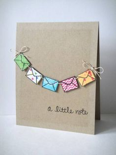 Cute - A Little Hello by Donna Mikasa - Cards and Paper Crafts at Splitcoaststampers