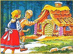 Pense e Sonhe. Viva!: João e Maria - Hansel e Gretel