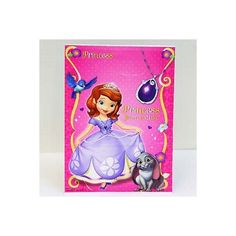 Amscan Disney Sofia the First Loot Lolly Bags Princess Party - 8 Pack