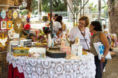 Igreja do Bonfim recebe nova edição da feira Vila Criativa