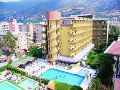 Hotel Kleopatra Golden Sun - Alanya Zobacz aktualne oferty: http://www.traveliada.pl/wczasy/hid,2344/