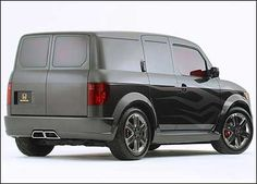 Honda Element E Studio