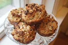 Moist Gluten free Breakfast Muffins http://www.gluten-free-vegan-girl.com/2012/09/healthy-vegan-gluten-free-breakfast-muffins.html