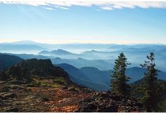 Who here has heard of Bohemia Mountain? This beautiful photo was taken from Bohemia Mountain, located in the Cascade Range in the Umpqua National Forest, which sits at an elevation of 5,840 feet. There is a trail located to the east where on a clear day one can see Mt Shasta in California, Mt Hood, and other peaks of the Cascades. Wow!  Photographer:  @ecirinophotos Selected by:  @shelleylt  Thank you for tagging your best Oregon photos & videos #jj_oregon, including location.  Please take…