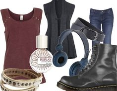 beca pitch perfect style | Anna Kendrick- Pitch Perfect's Beca - Freizeitoutfit - stylefruits.de