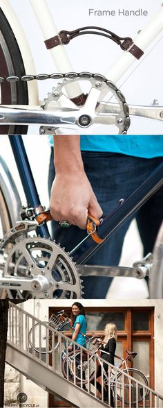 There are few objects for bicycle that are as useful as this. | @ HappyBicycle.pt