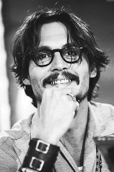 Imagem de johnny depp, actor, and man