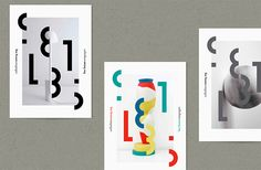 A slick adaptable modular identity for gallery and agency Lise Braun by Atelier à Propos Brand Identity Design, Corporate Design, Branding Design, Graphic Design Projects, Design Art, Print Design, Brand Manual, Its Nice That, Design Strategy
