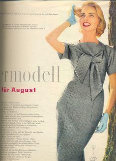 Burda Moden 1957 8