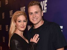 Pregnant Heidi Montag Gushes Over Dad-to-Be Spencer Pratt, Says He Will Be a ''Great Role Model''