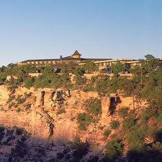 World's Best Restaurant Views: El Tovar Dining Room; Grand Canyon Village, AZ