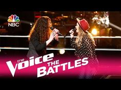 """The Voice 2017 Battle - Josh West vs. Nala Price: """"Everybody Wants to Rule the World"""" - YouTube"""