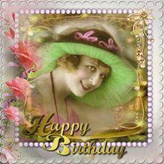 Happy Birthday by stina scott