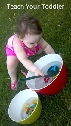 Teach Your Toddler: Alphabet Soup