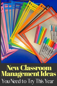 31 Best Classroom Management Ideas to Try This Year - Chaylor & Mads - - The best classroom management ideas for your daily routine, helping kids manage emotions and setting classroom expectations. Plus, fun new ideas for rewards! 2nd Grade Classroom, Music Classroom, Kindergarten Classroom, Future Classroom, School Classroom, Primary Classroom, Classroom Routines, Classroom Activities, Classroom Organization