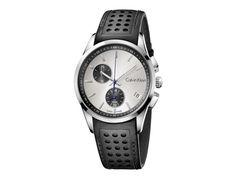 Calvin Klein Bold K5A371C6 Reloj para Caballero Color Negro