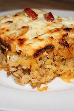 Koložvárska kapusta | Malomestský gurmán Lasagna, Ethnic Recipes, Food, Essen, Meals, Yemek, Lasagne, Eten