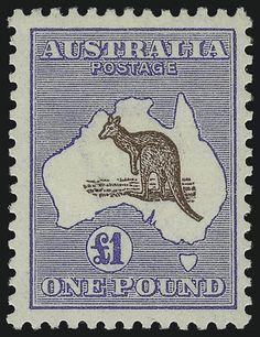 1916 South Australia, Western Australia, Stamp Values, Christmas Island, Australian Animals, Stamp Collecting, Tasmania, Postage Stamps, Reptiles