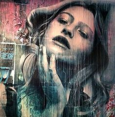 by RONE in Melbourne (LP)