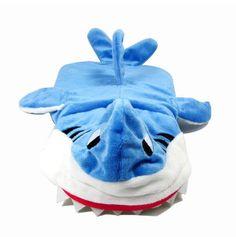 Disfraz de Tiburón para Gatos