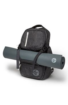 Manduka 'Go Free' Yoga Mat Backpack available at #Nordstrom - perfect for those who practice before/after work!