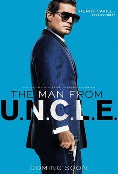 Guy Ritchie's THE MAN FROM U.N.C.L.E. starring Henry Cavill and Armie Hammer