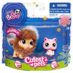 "Littlest Pet Shop Favorite Pets - Lion and Kitten - Hasbro - Toys ""R"" Us"