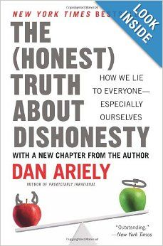 Most of us think of ourselves as honest, but we all cheat. From Washington to Wall Street, unethical behaviour is everywhere. Dan Ariely turns his innovative research to the question of dishonesty.  We assume that cheating, like most other decisions, is based on a rational cost-benefit analysis. But Ariely argues, and then demonstrates that it's actually the irrational forces that we don't take into account that often determine whether we behave ethically or not.