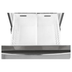 in Stainless Steel by GE Appliances in Seattle, WA - GE® Cu. Counter Depth Refrigerator, Bottom Freezer Refrigerator, Stainless Steel Refrigerator, Stainless Steel Doors, Shelf System, Small Space Storage, Pull Out Drawers, Energy Star