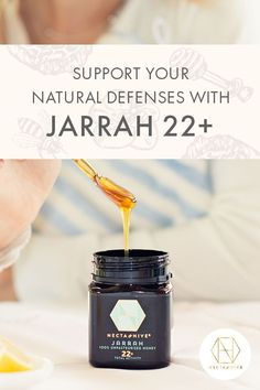 Boost your overall wellbeing and support your natural defences with high TA, active healing Jarrah honey. Jarrah honey is the colour of amber and is thick and satisfyingly syrupy in consistency. Find your delicious honey on the website, and sign up to the newsletter for 20% off your first purchase.#luxuryhoney #jarrahhoney #redgumhoney #nectahive #antimicrobialhoney #healinghoney #wellbeing Australian Honey, Honey Benefits, Did You Eat, Alternative Treatments, Sugar Cravings, Low Sugar, For Your Health, Health And Wellbeing, Consistency