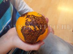 föld narancson