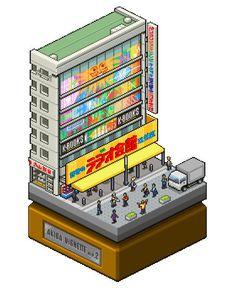 物欲すら起こる、日本が世界に誇るハイクオリティなドット絵「ta2nb