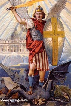 Oração Milagrosa de São Miguel Arcanjo Jesus amado, Jesus Crucificado, contemplo hoje as tuas Santas Chagas e peço-vos perdão pelos meus pecados. Sei que são muitos, sei que muitos deles o feriram …