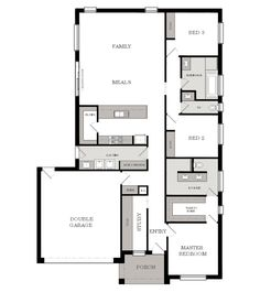 The Hartley offers the best in contemporary energy efficient home ...