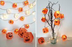 DIY Decoração: Ideias para festas de Halloween