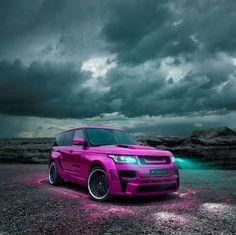 Range Rover Mystere = Beautiful