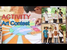 Poster Making Contest 2016 at Saint Francis College Guihulngan City - YouTube