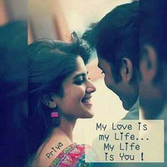 My Love is my life.... my life is you