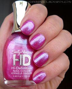 Sally Hansen HD, LCD